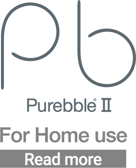 Purebble II | For Home use