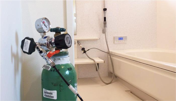 マイクロバブル炭酸ミキサー オーラジェットセット