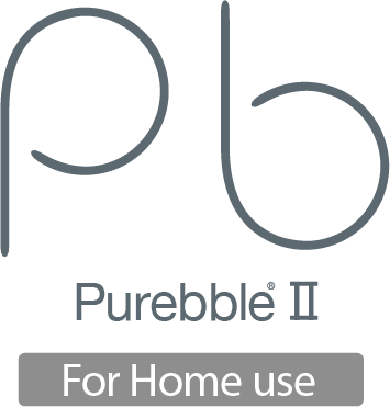 PurebbleⅡ For Home use